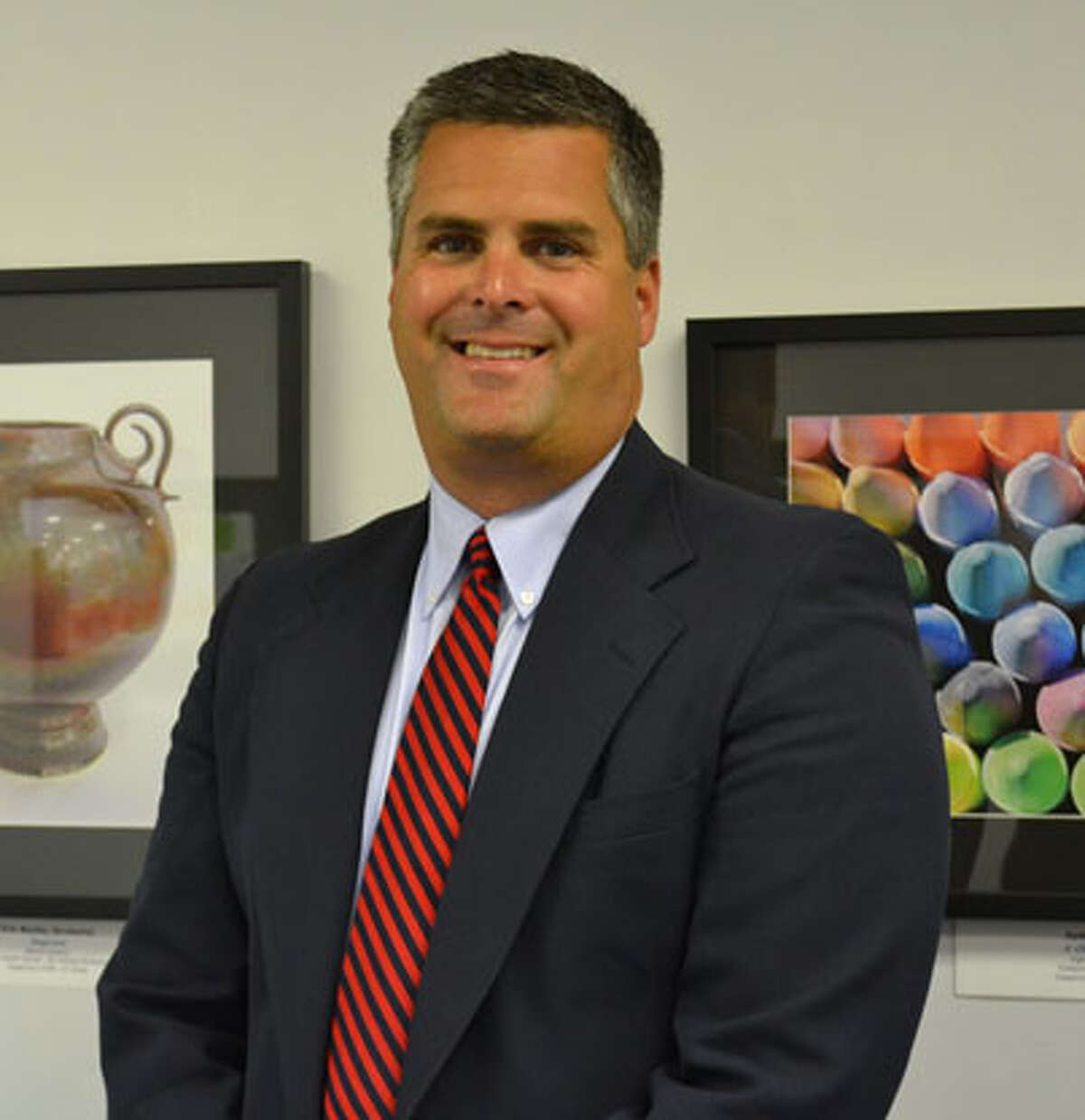 Saratoga Springs Superintendent Michael Patton