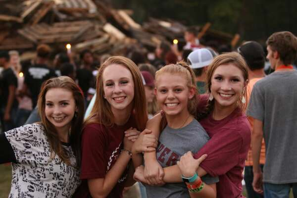 Our cameras were at the 2017 Jasper High School Homecoming Bonfire. Did we see you there?