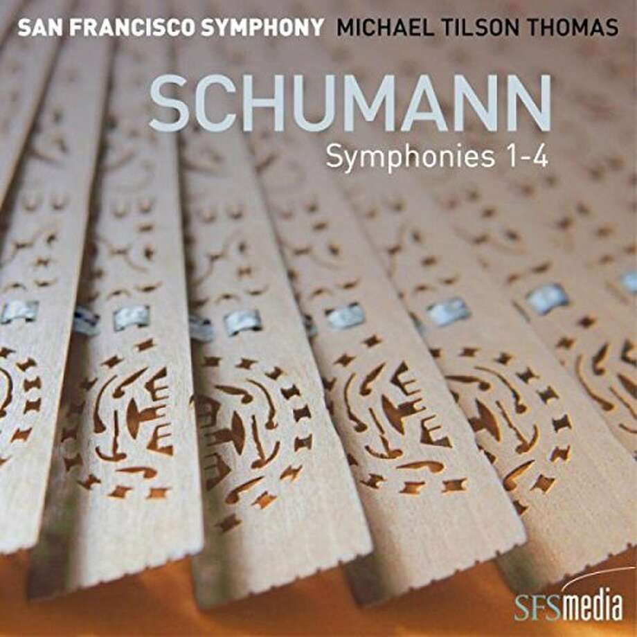 Schumann, Complete Symphonies Photo: SFS Media