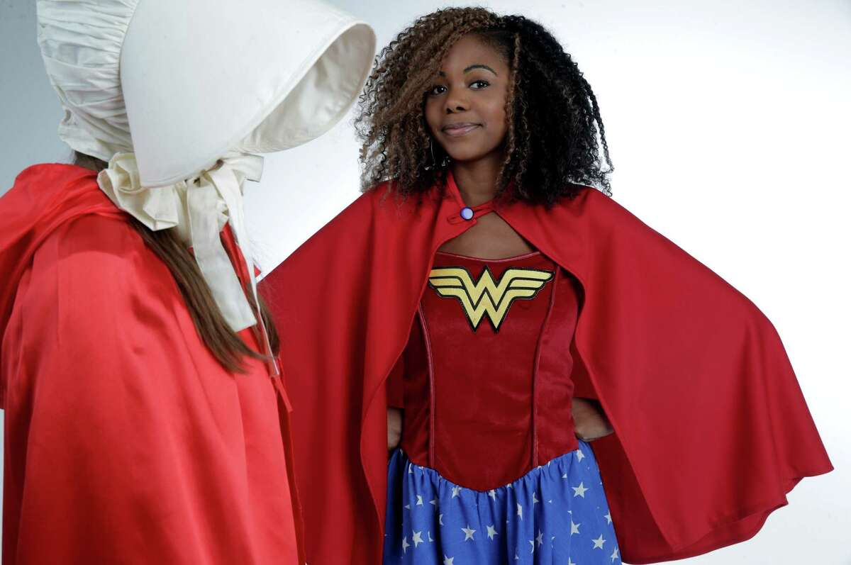 Are you more Wonder Woman or