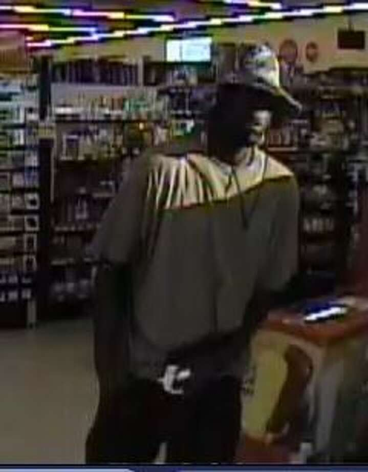 San Antonio Crime Stoppers are offering a cash reward for information on this suspect, who robbed a Family Dollar on FM 78 on Oct. 14. Photo: Contributed Photo
