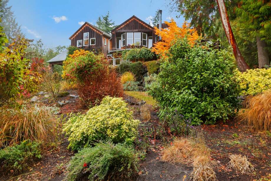 This home on Bainbridge Island is listed for $1.1 million. It has three bedrooms and 2½ bathrooms. Photo: Listing Courtesy Of Krista Murphy, Redfin Corp.
