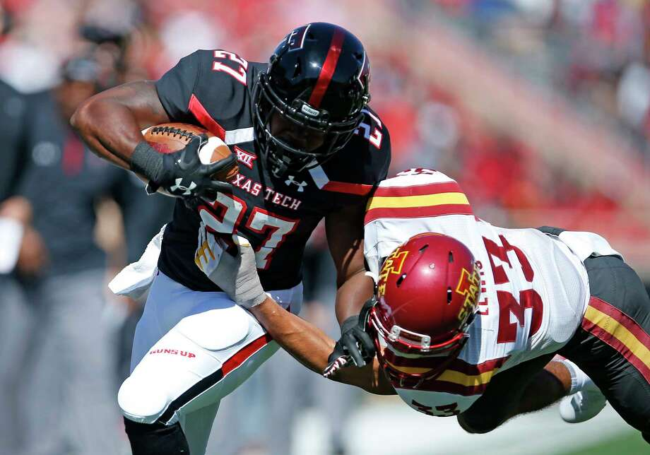 Texas Tech hopes to snap a three-game losing streak on Saturday when it plays host to Kansas State. Photo: Brad Tollefson, MBI / Lubbock Avalanche-Journal