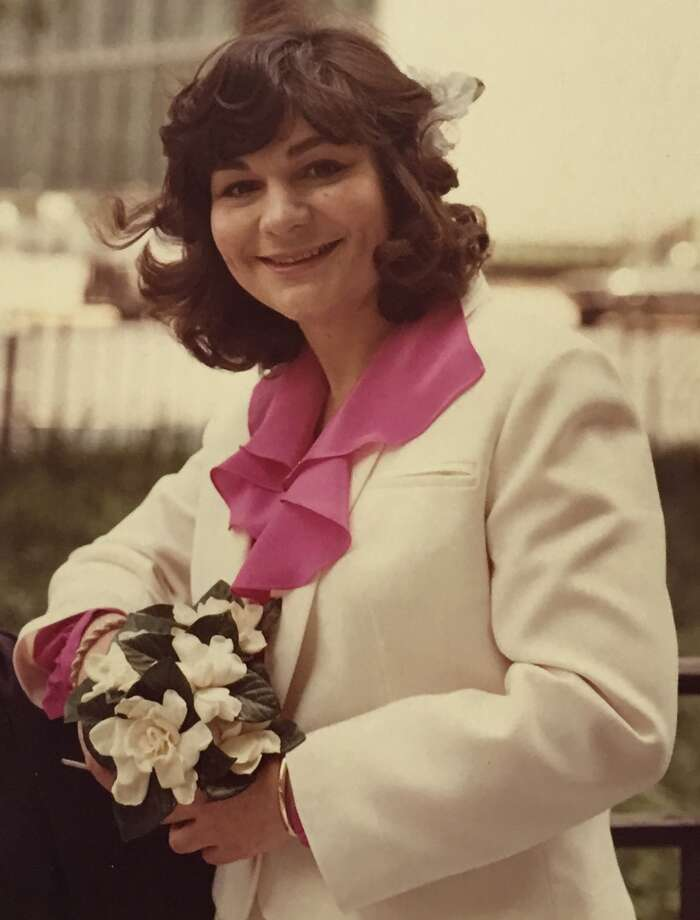 Judy on her wedding day. (Provided, Deb Best)