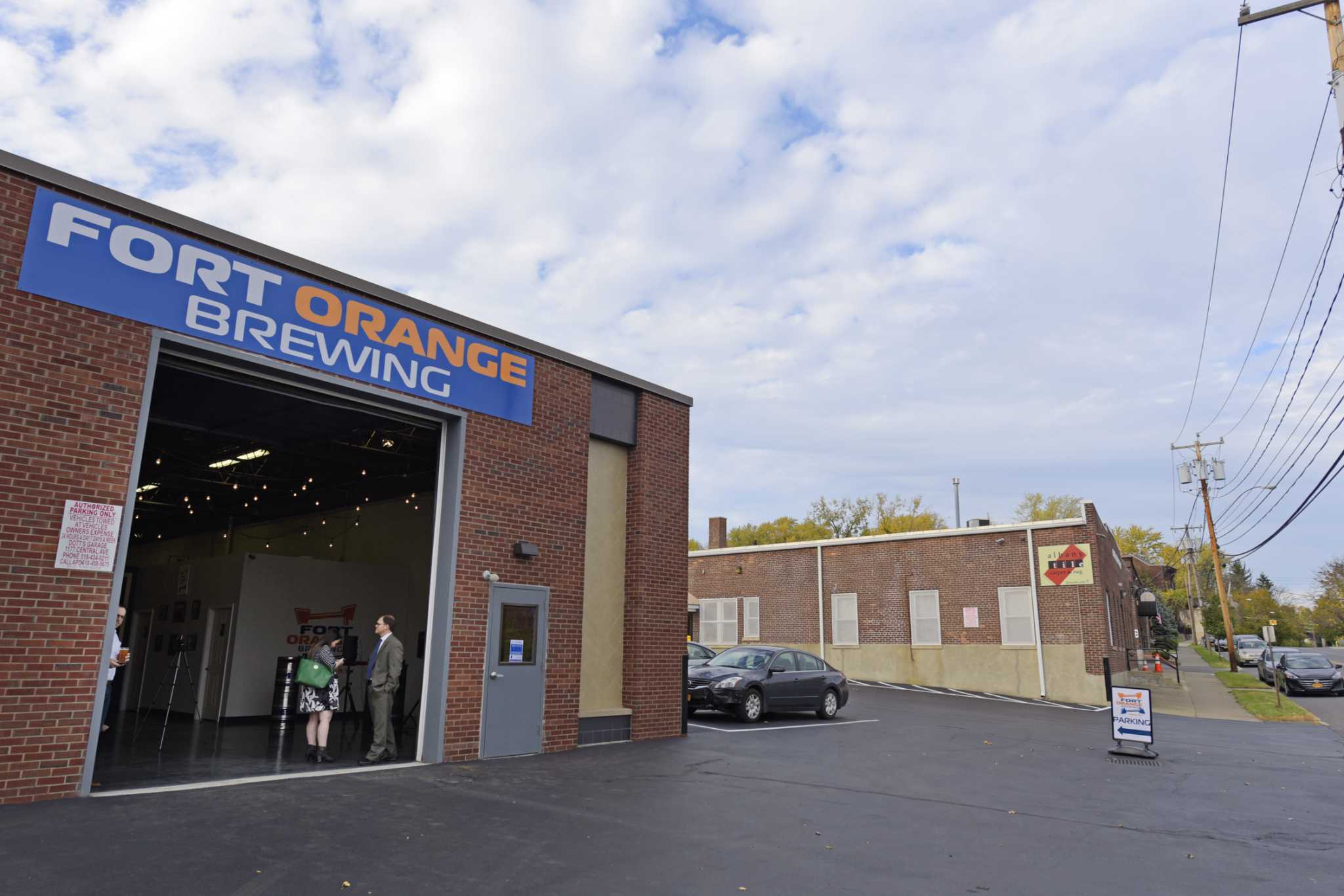 Cars For Sale Albany Ny >> Fort Orange Brewing in Albany opens