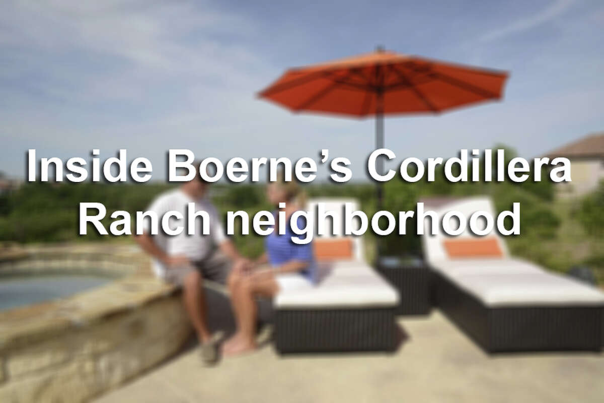 Click ahead to see home and amenities in Boerne's exclusive Cordillera Ranch neighborhood.