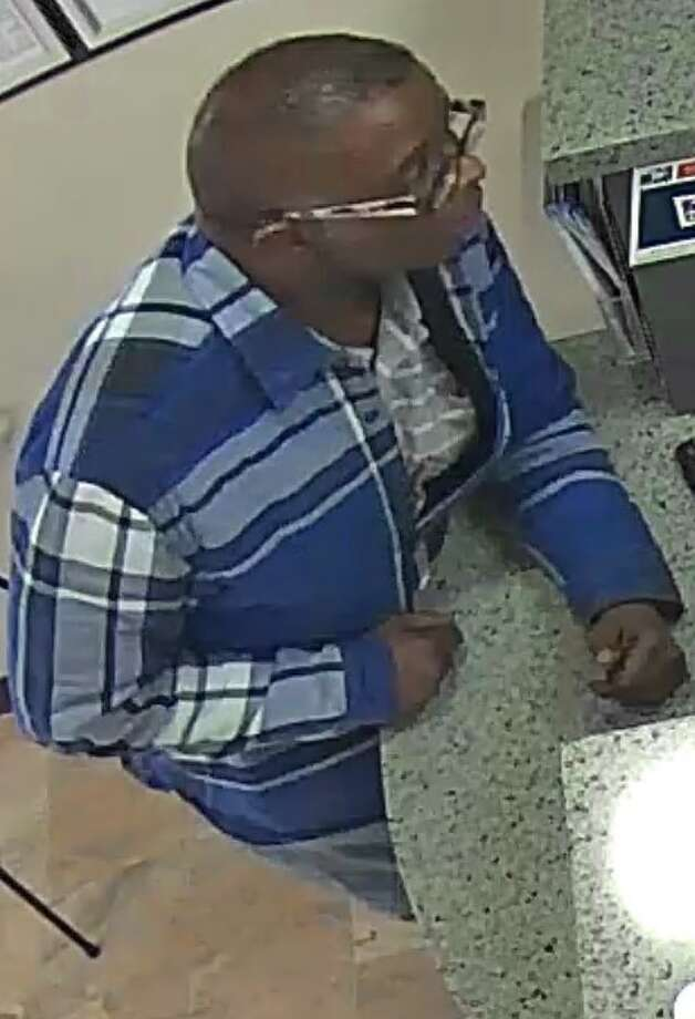 The FBI Violent Crime Task Force is looking for a man who robbed a bank Wednesday in southeast Houston, according to a news release from the agency. Around 10:15 a.m., the man robbed the Smart Financial Credit Union in the 4410 block of South Wayside.