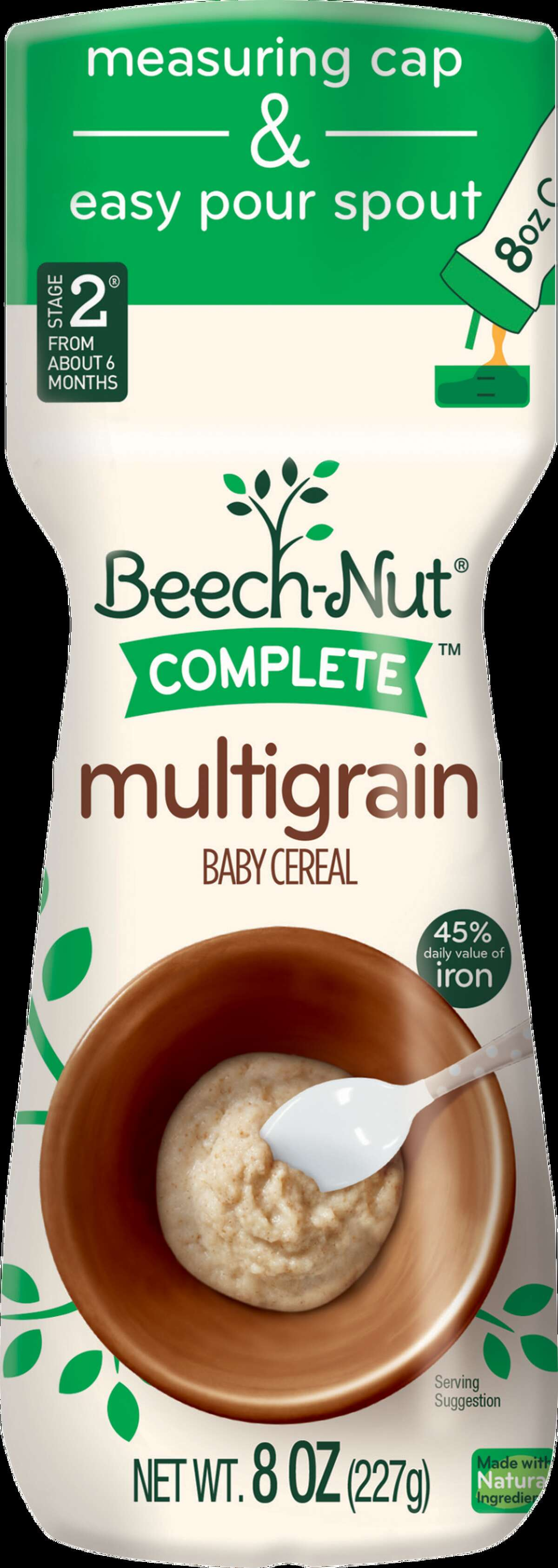 Best baby cereal4. Beech-Nut Stage 2 Multigrain Baby Cereal