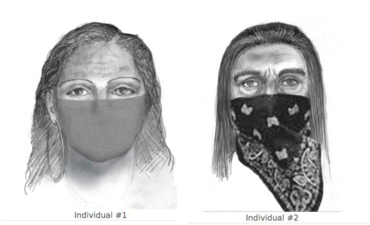The FBI on Wednesday released sketches of two women involved in the disappearance of Sherri Papini in November.