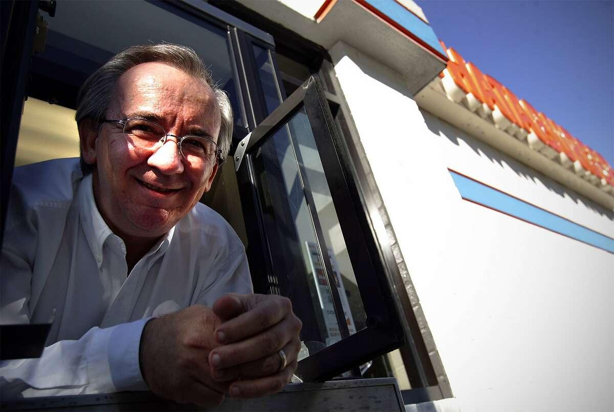 No. 99: Preston Atkinson, Whataburger San Antonio 91 percent of employees approve