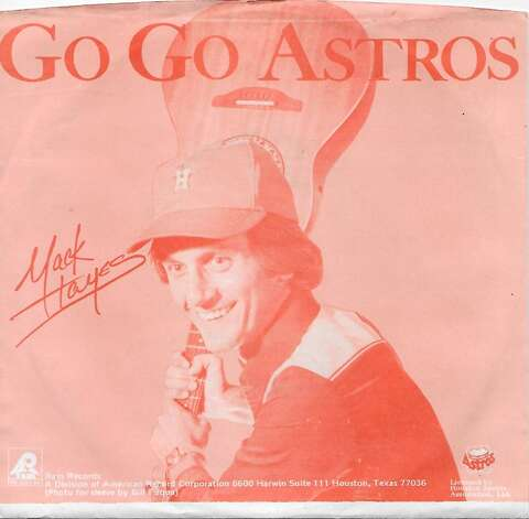 Story behind the man who wrote 'Go, Go Astros' song - Houston Chronicle