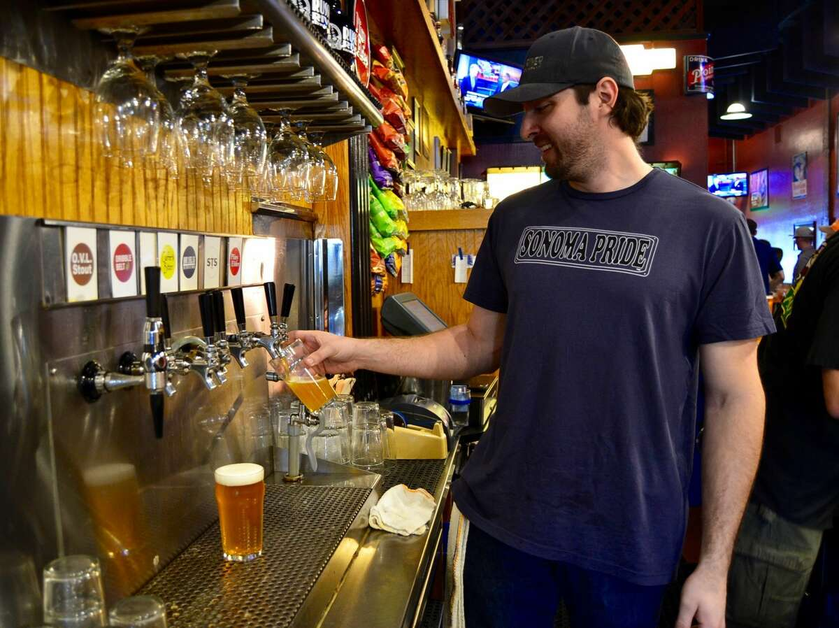 Russian River Brewing Company raises money for Sonoma County fire relief through Sonoma Pride, a fundraising plan involving 50 breweries.