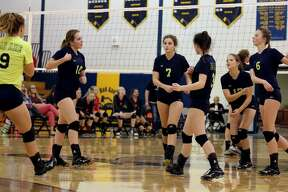 Bad Axe Volleyball Quad — 2017