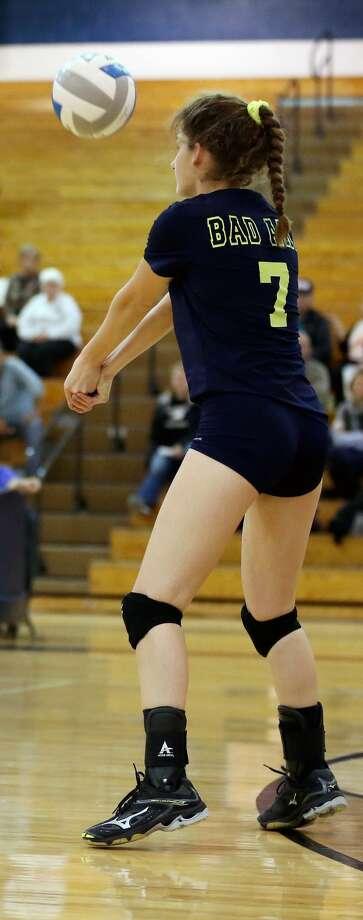Bad Axe Volleyball Quad — 2017 Photo: Paul P. Adams/Huron Daily Tribune