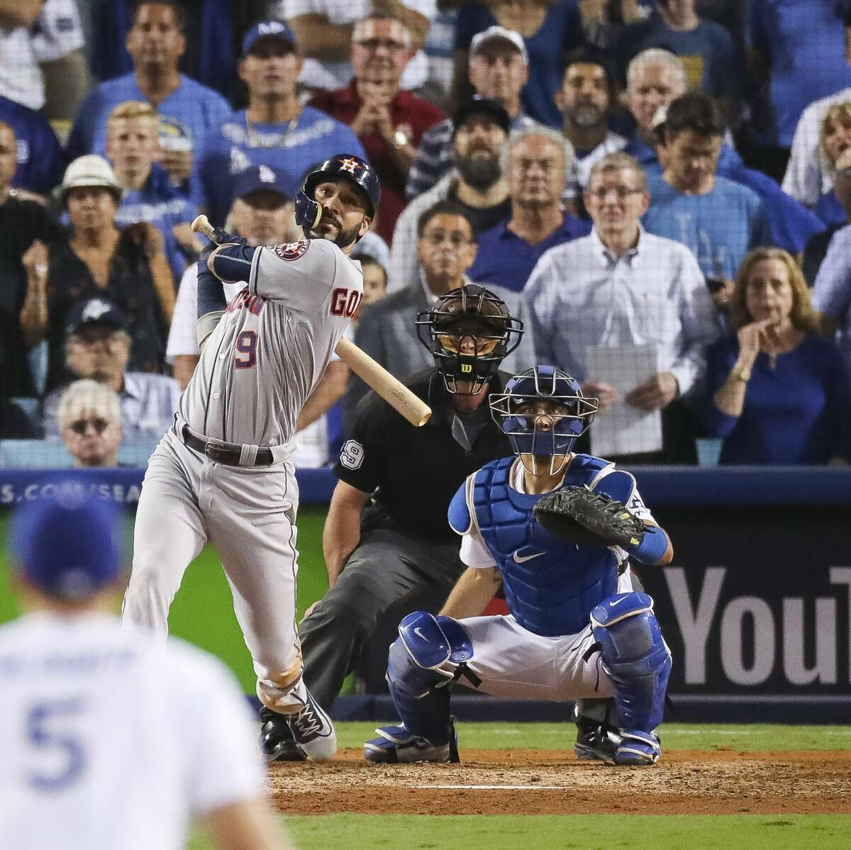 ASTROS WON THE TRADE 12/8/2011 Traded P Marco Duarte to Red Sox for INF Marwin Gonzalez (pictured) The very first trade in Jeff Luhnow's tenure as general manager was a grand slam. Gonzalez is another guy who was integral to the Astros' World Series win and owns the biggest home run in franchise history with his ninth-inning game-tying home run in Game 2 of the World Series. Duarte never made it above Class AA and has spent the past seven seasons pitching in the Mexican League.