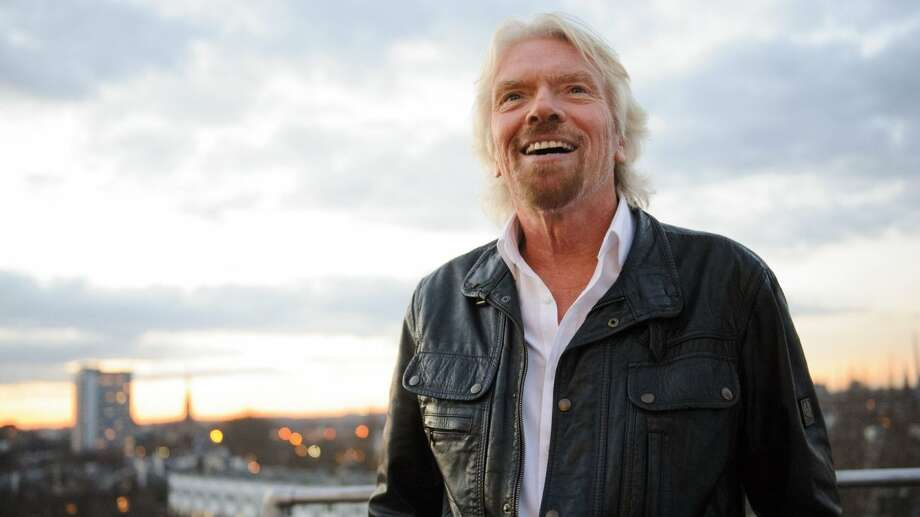 Richard Branson on the Importance of Taking Meaningful