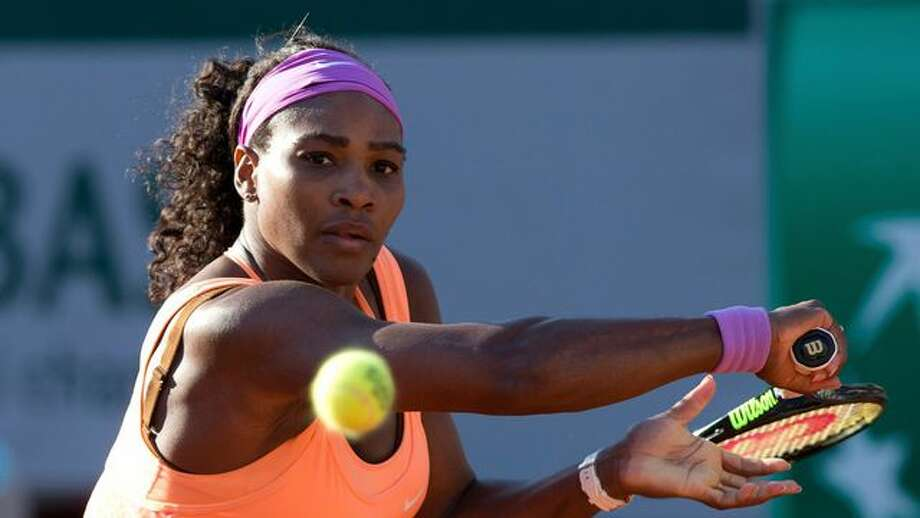 FILE--  Serena Williams purchased a $6.7 million home in Beverly Hills — the city most famous for its 90210 ZIP code — about a month after giving birth to her first child with fiancé Alexis Ohanian. Photo: Juergen Hasenkopf/Getty Images