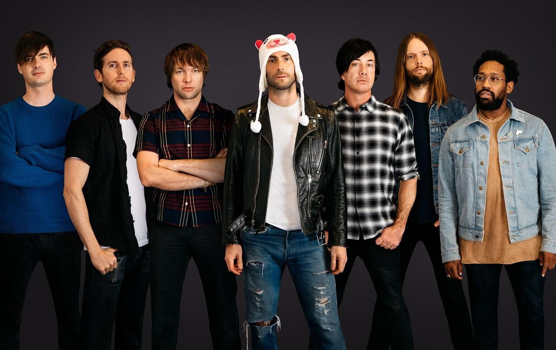 Maroon 5 concert dates