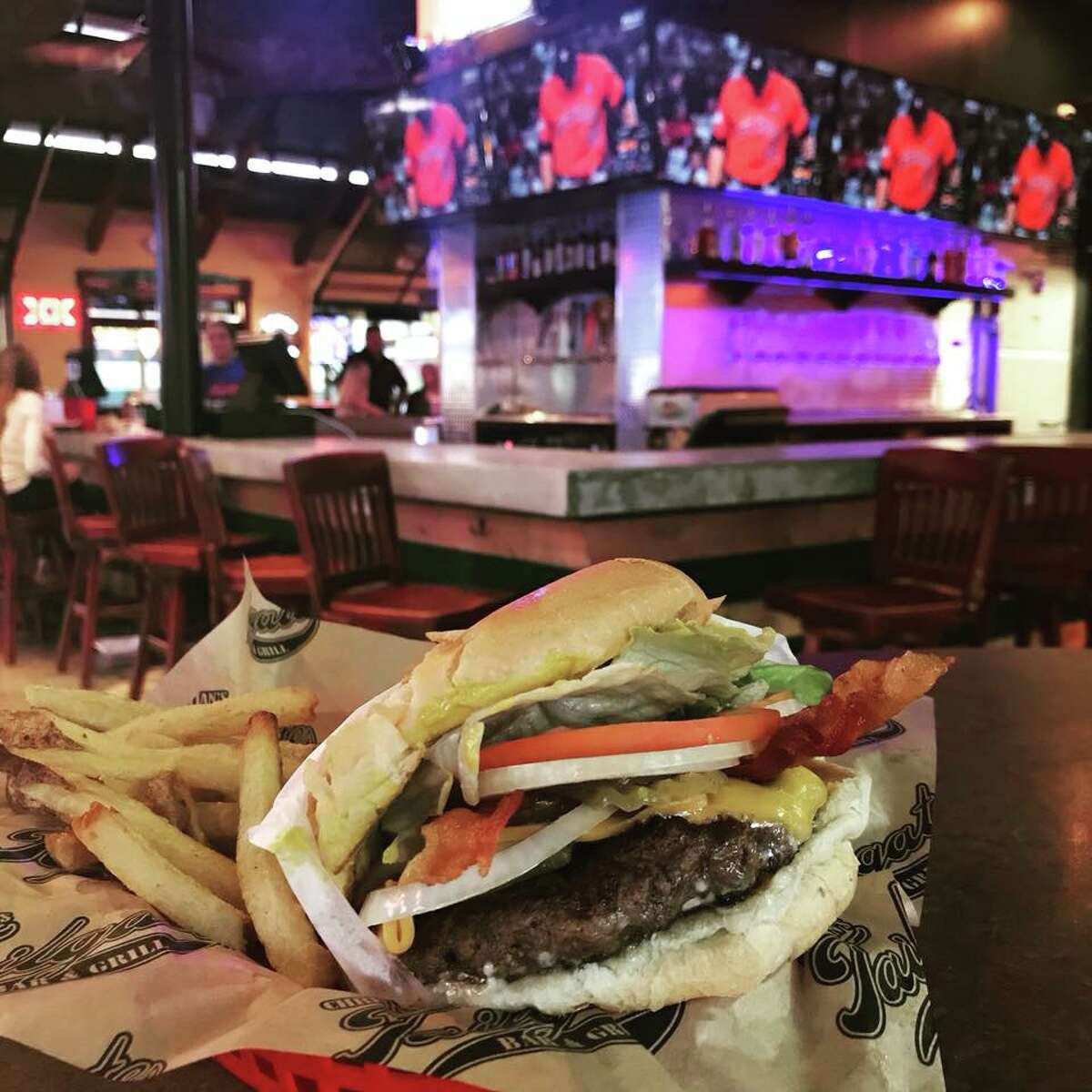 Christian's Tailgate Bar & Grill just opened its fifth Houston location at 5114 Kirby.