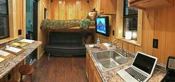 Bullet-proof cabins: Hunters can end rat race with new types