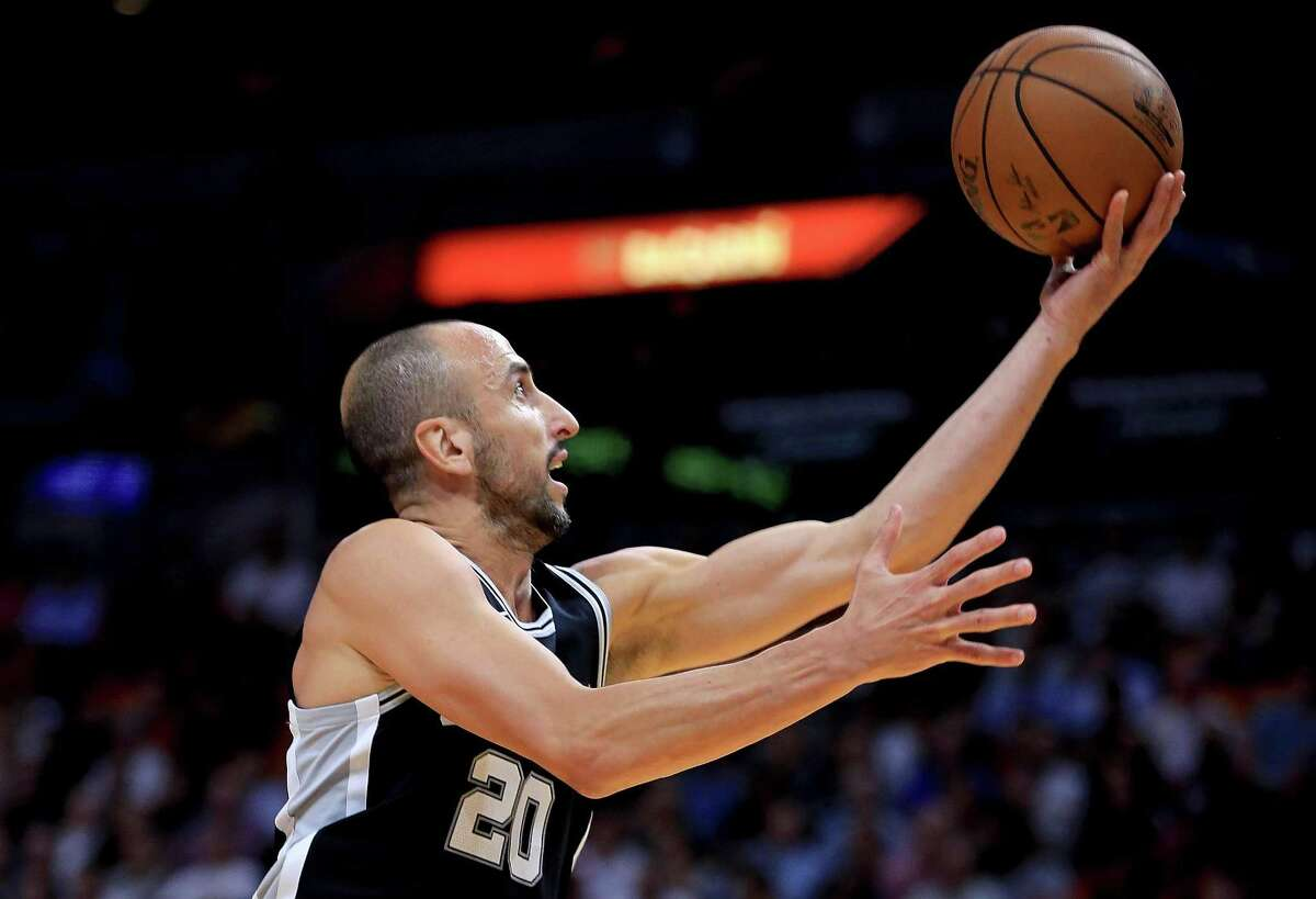 Veteran guard Manu Ginobili says the Spurs are focused on getting better every game as they head into tonight's game against Golden State on a three-game losing streat.