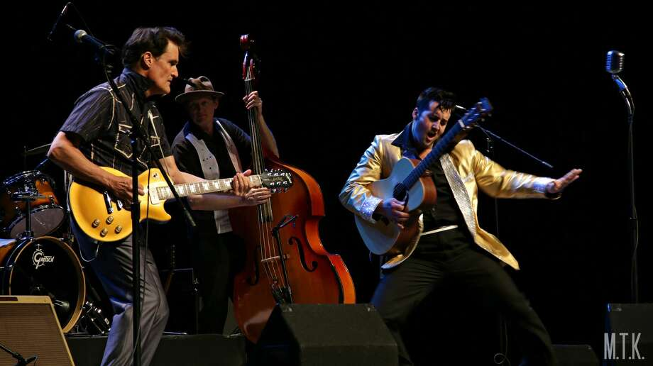 """One Night in Memphis"" tribute show to Elvis Presley, Carl Perkins, Jerry Lee Lewis and Johnny Cash presented by the Cowan Performing Arts Series. will be at the Midland College Chaparral Center,  Photo: Courtesy Photo"