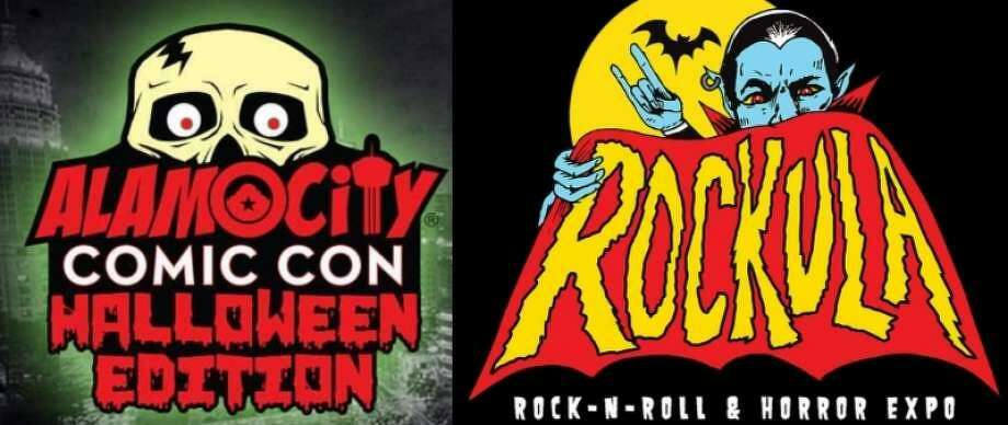 Two horror conventions in San Antonio during the same Halloween weekend? Believe it! Get ready for Alamo City Comic Con Halloween Edition and Rockula Horror Expo, both running Oct. 27-29. Alamo City's horror con is at the Alamodome, while Rockula rocks the Wyndham San Antonio Riverwalk. Photo: Courtesy Alamo City Comic Con Halloween Edition And Rockula Horror Expo