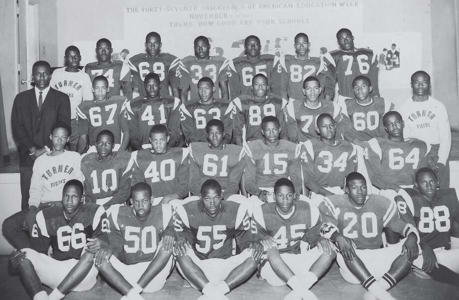 In the PVIL, the A.R. Turner High football team was the 1967 1-A state champion. Photo: Houston Chronicle