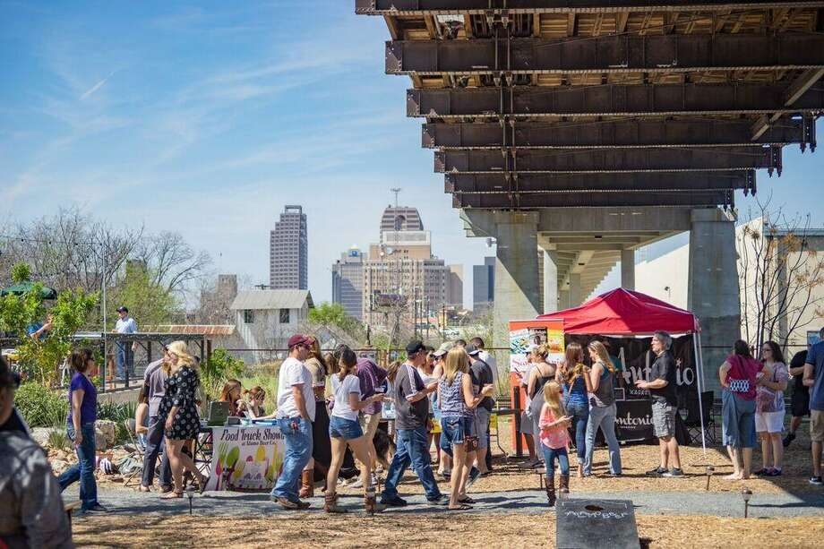 The Third Annual San Antonio Food Truck Showdown will take place Saturday at Alamo Beer Co. Photo: Courtesy Photo