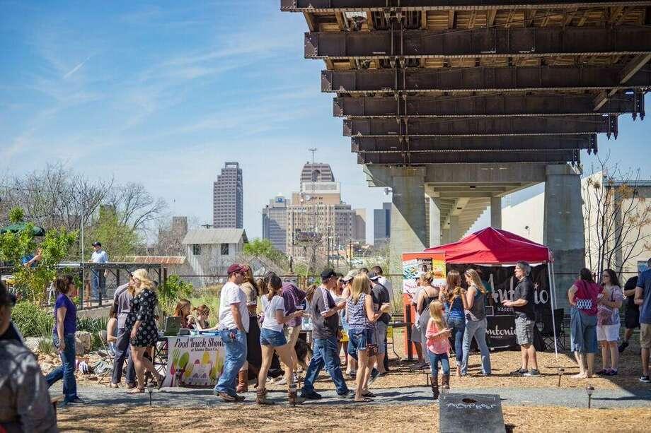 The Third Annual San Antonio Food Truck Showdown will take place Saturday at Alamo Beer Co. Photo: Courtesy Photo