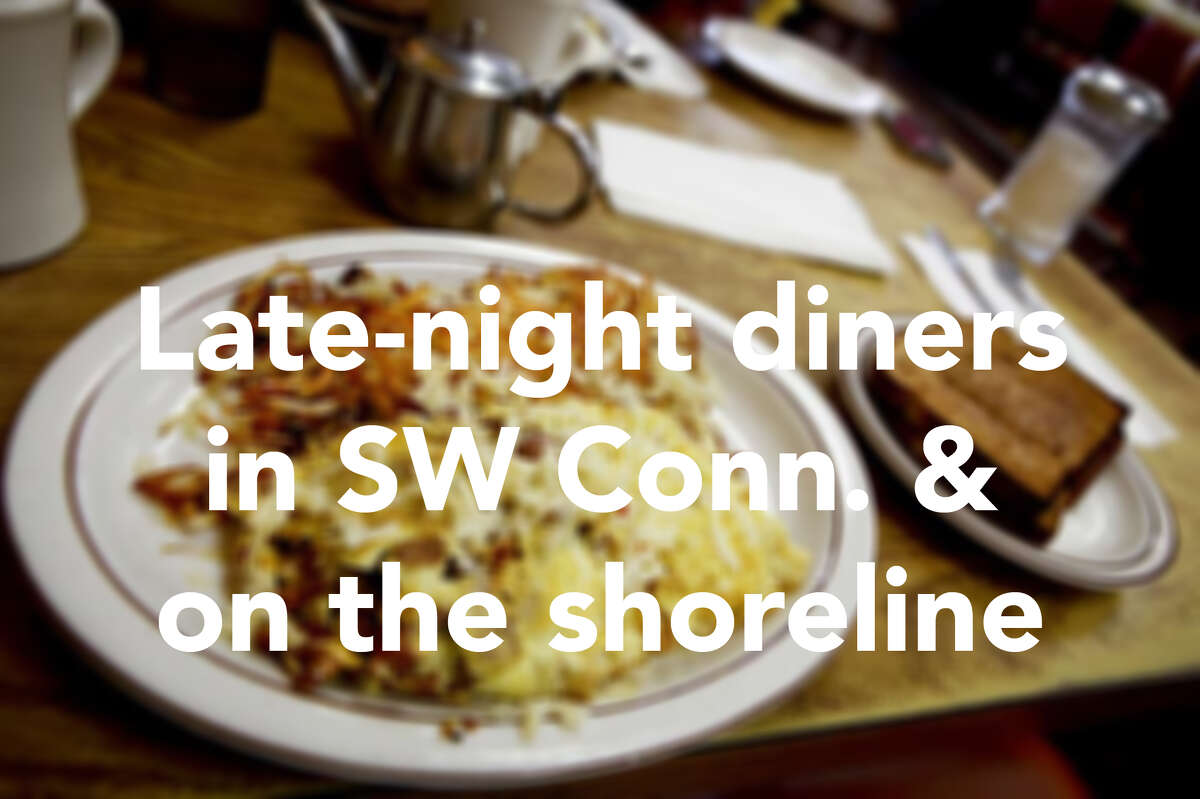 >> Click through the gallery to see which diners are open for late night eats in southwestern Connecticut and along the shoreline.
