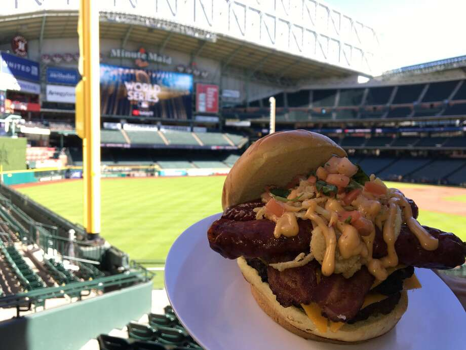 Minute Maid Park Prepares Fans For Amazing New World Series Dishes
