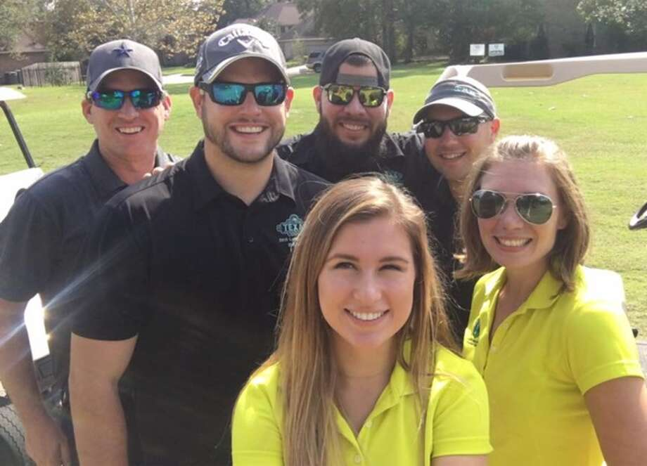 Pictured are golfers and volunteers at 12th Annual Ray Walsh Memorial Golf Tournament Photo: Courtesy