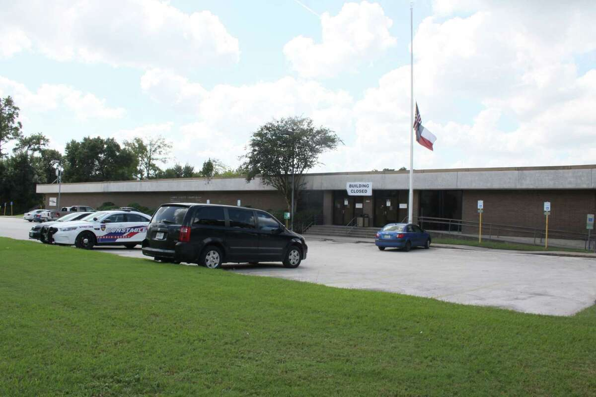 The Harris CourtJustice of the Peace Precinct 4, Place 1 court housewill reopen in 2018 after sustaining damage from floodwaters caused by Hurricane Harvey.