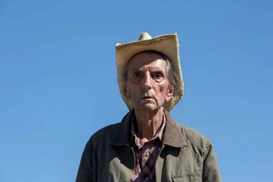 "Harry Dean Stanton stars in ""Lucky,"" a lightly fictionalized drama inspired not by the life, but the personality, of the late actor. MUST CREDIT: Magnolia Pictures Photo: Magnolia Pictures / Magnolia Pictures"