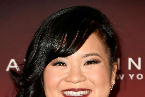 "LOS ANGELES, CA - OCTOBER 04:  Kelly Marie Tran attends People's ""Ones To Watch"" at NeueHouse Hollywood on October 4, 2017 in Los Angeles, California.  (Photo by Frazer Harrison/Getty Images)"