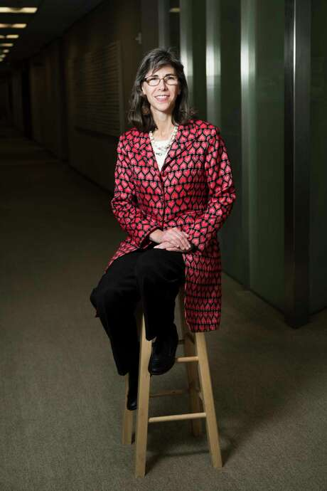 Houston lawyer Constance Rhebergen specialized in intellectual property. Tuesday, Oct. 24, 2017, in Houston. ( Marie D. De Jesus / Houston Chronicle ) Photo: Marie D. De Jesus, Staff / © 2017 Houston Chronicle