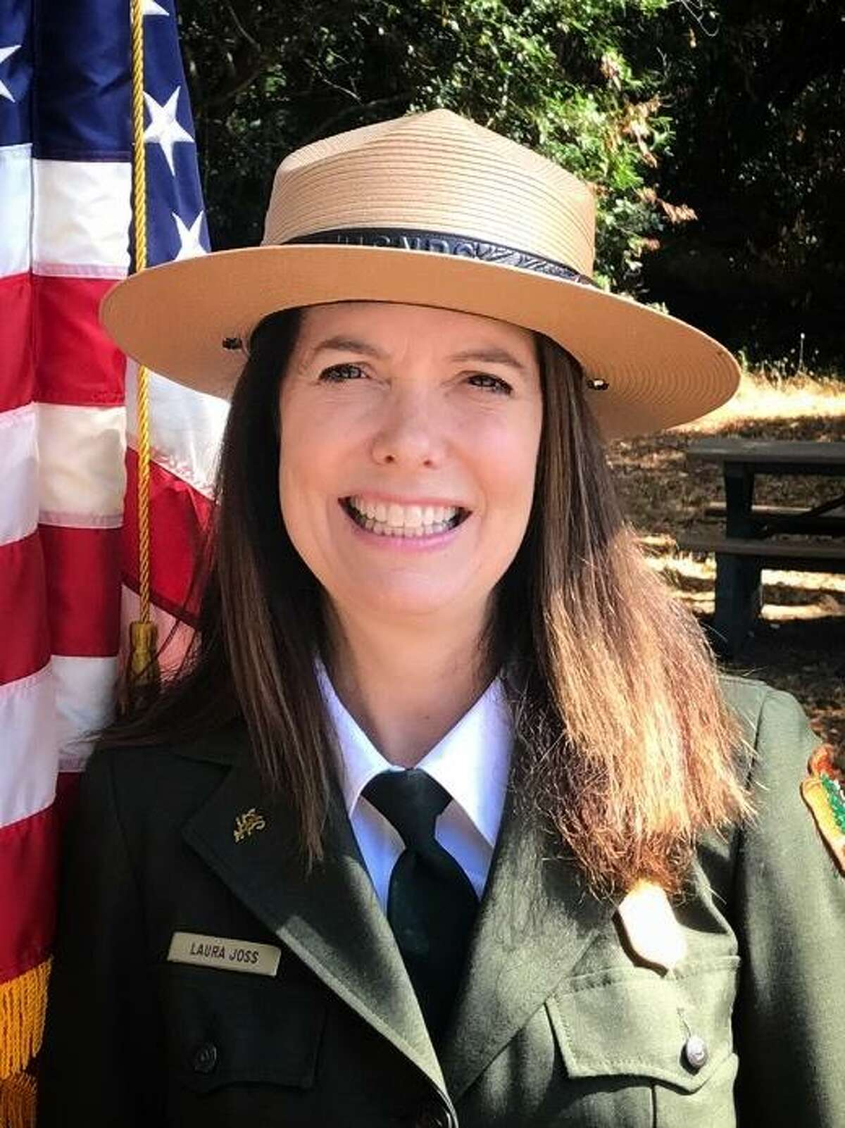 Laura E. Joss, who works as regional director for the National Park Service's Pacific West Region, was appointed as superintendent of Golden Gate National Recreation Area on Thursday.