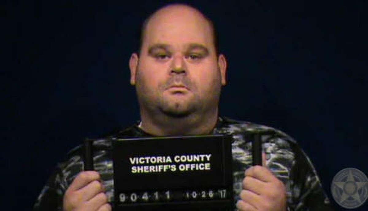 Brandon McElveen was arrested in Victoria County.