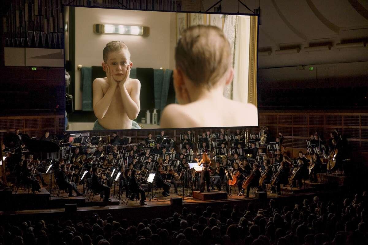 The San Francisco Symphony will perform John Williams' score live alongside the 1990 classic