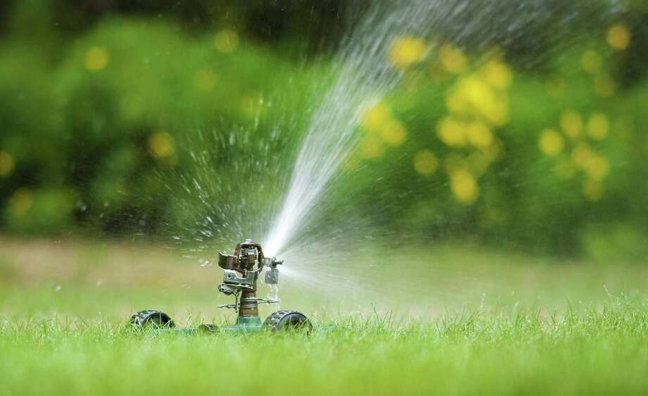 NBU customers will be able to use outdoor sprinklers and irrigation systems any day of the week before 10 a.m. and after 8 p.m., the New Braunfels-are public utility says. Photo: Dreamstime / Fresno Bee