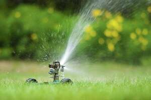 NBU customers will be able to use outdoor sprinklers and irrigation systems any day of the week before 10 a.m. and after 8 p.m., the New Braunfels-are public utility says.