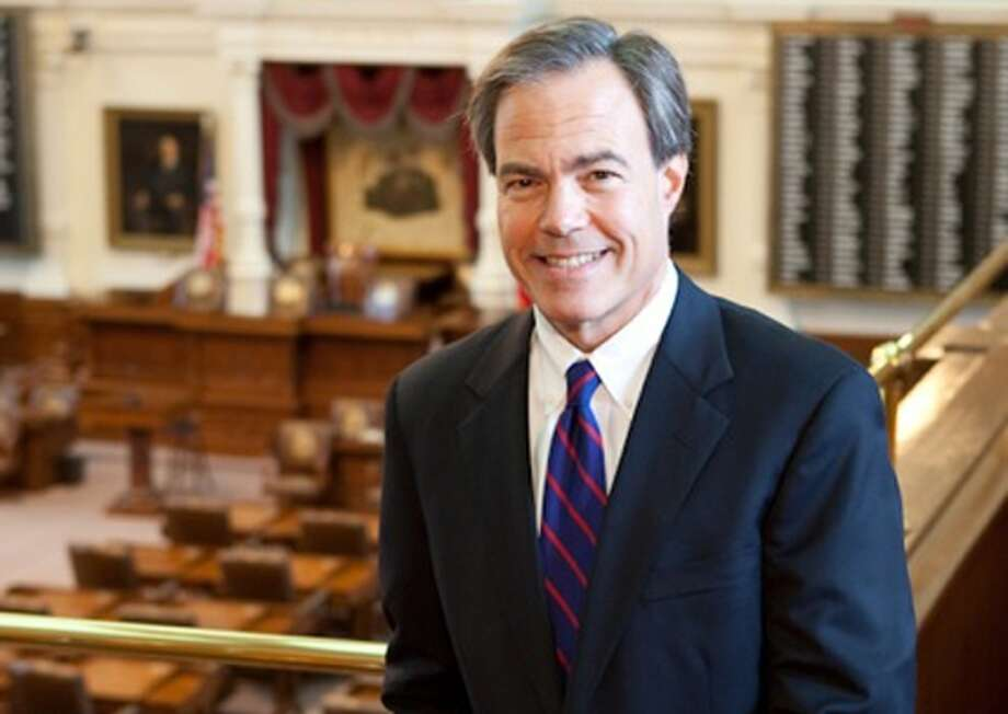 "Straus believes Prop. 6 could be ""a historic opportunity to address [Texas's] water shortage."" Photo: Submitted / Internal"