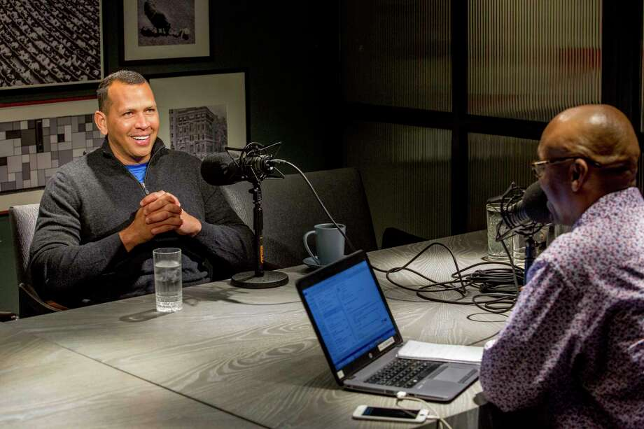 Alex Rodriguez is impressed with the Astros, their fans and the city. Photo: Jerome Solomon