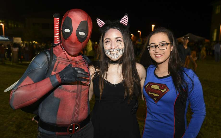 TAMIU Trunk-or-TreatWhere: TAMIU, 5201 University BlvdWhen: Oct. 30, 7 p.m. to 8:30 p.m. Photo: Danny Zaragoza/Laredo Morning Times