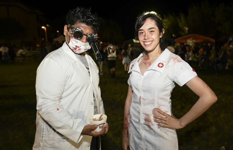 Keep scrolling to see some of the best places to party for Halloween in Laredo this year. Photo: Danny Zaragoza/Laredo Morning Times