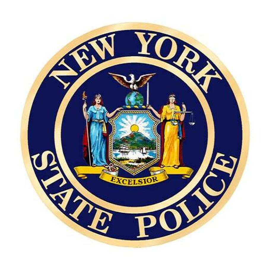 New York State Police seal Photo: New York State Police