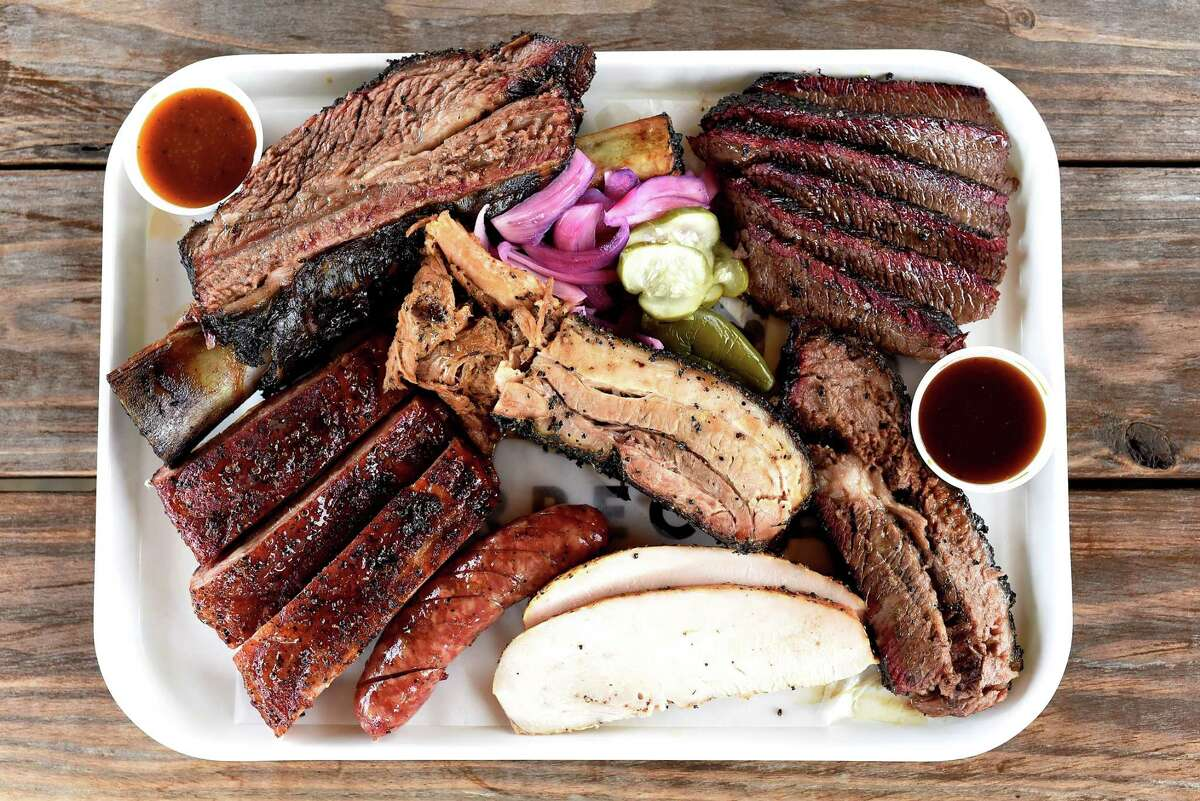 Score some tasty 'cue at Killen's Barbecue in Pearland.