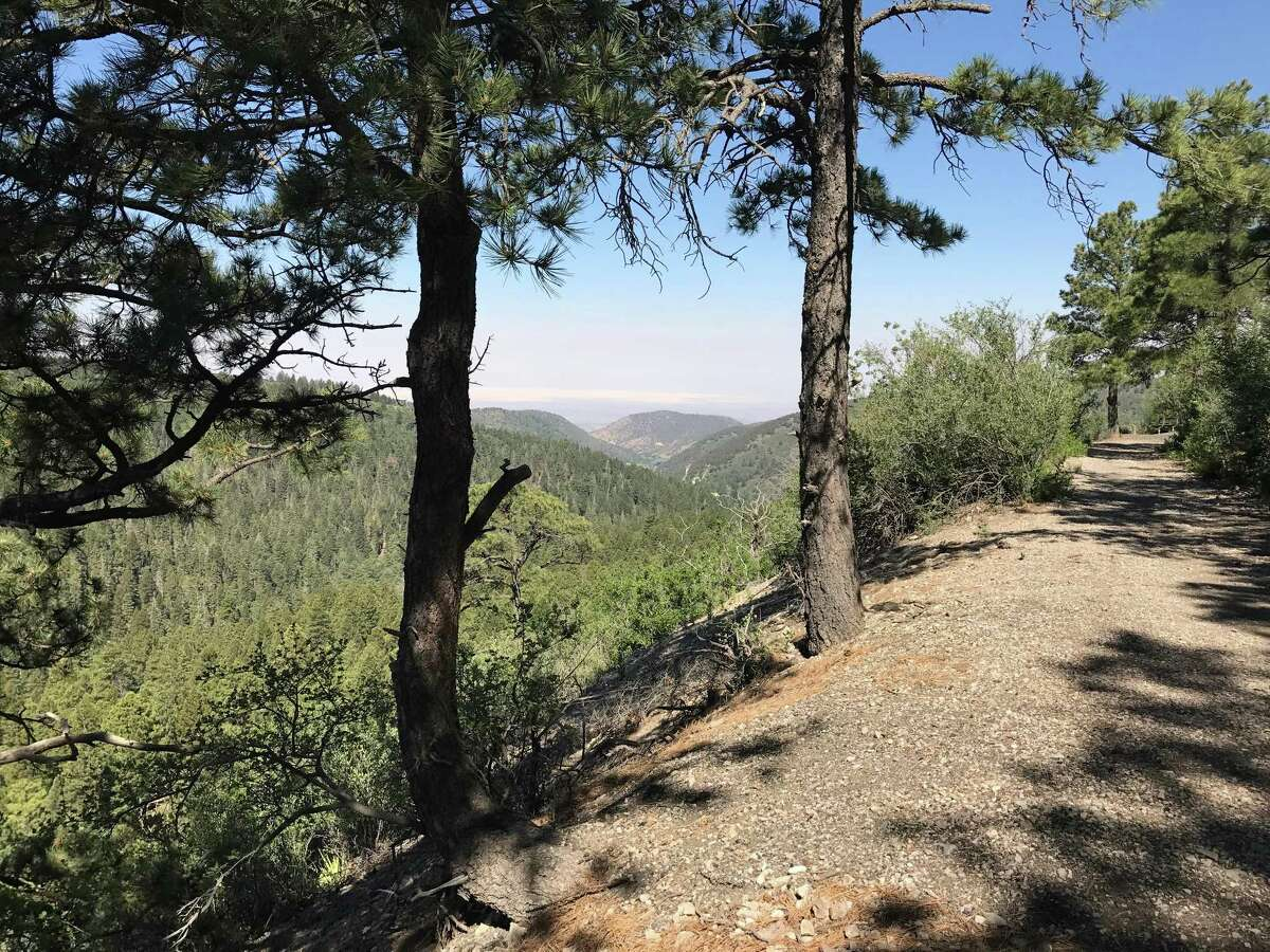 The Trestle Trail is a popular hiking trail in the Lincoln National Forest. Its views and moderate trails make for a great hike.