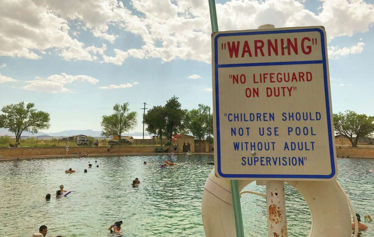 Sprawling natural, spring-fed pool in Balmorhea. Dubbed the world's largest natural, spring-fed pool, this attraction just reopened after more than $1 million in repairs and campground upgrades. It's known for being so deep that it's used for scuba diving as well as swimming.